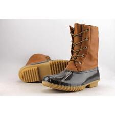 Medium (B, M) Width Cuban Low Heel (3/4 in. to 1 1/2 in.) Boots for Women