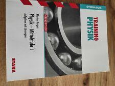 Training Gymnasium - Physik Mittelstufe 1 von Florian Borges (2013, Taschenbuch)