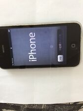 Apple iPhone 3Gs - 32Gb - Black (At&T) Wiped Needs Sim Card