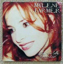 Mylène Farmer CD Single C'est une belle journée