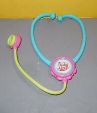 2007 Hasbro Baby Alive Doll Replacement Check-Up Time Stethoscope Toy