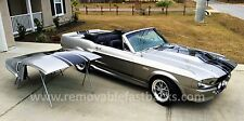 1967-1968 Mustang Removable Fastback Roof, Eleanor Scoop Instructions