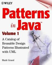 Patterns in Java, Volume 1, A Catalog of Reusable Design Patterns Illustrated