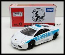 TOMICA EVENT MODEL #8 LAMBORGHINI REVENTON POLICE 1/65 Tomy  NEW DIECAST CAR 113
