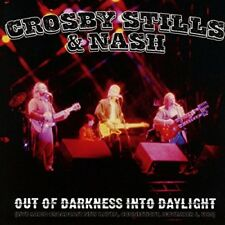 Stills and Nash Crosby - Out Of Darkness Into Daylight Live Radio Broadcast [CD]