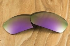 Deep Violet Purple Rose Pink Polarized Mirror Sunglass Lenses for Oakley Hijinx
