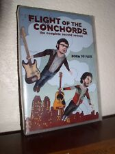 Flight of the Conchords - The Complete Second Season (DVD, 2009, 2-Disc Set,NEW)