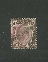 Great Britain England King Edward VII Old Stamps  Briefmarken Sellos Timbres