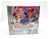 2020 BowmanMEGA BOX - Factory Sealed - Target Exclusive - Topps MLB Baseball
