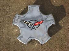 Corvette C5 Chrome Center Caps 00-04