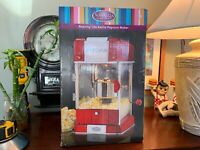 Vintage Nostalgia Electrics 2.5 OZ RETRO Kettle Popcorn GKP250 Rare IN PLASTIC
