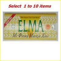 Elma senza Zucchero Greche Chewing Gum Naturale Chios Resina Gomma Mastice /
