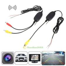 2.4G Wireless RCA Video Transmitter Receiver Set For Car Monitor Backup Camera