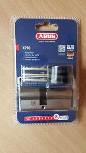 ABUS XP10 Zylinderschloss Türzylinder Türschloss 31/40 mit 3 Schlüssel