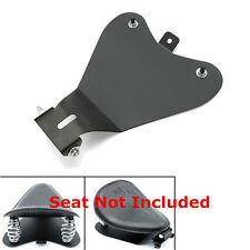 Motor Solo Seat Mounting Bracket Baseplate For 10-16 Harley Forty Eight XL1200X
