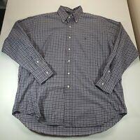Ralph Lauren Blake Button Down Oxford 100% Cotton Shirt Men's Size L
