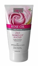 AGIVA NATURAL Make-up Remover ROSES Cleansing&Hydratating, Argan&Rose Oil 150ml