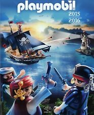 Playmobil catálogo 2015 2016 juguetes folleto brochure Toys Catalogue Jouets