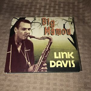 MINT CONDITION! Davis, Link-Big Mamou CD