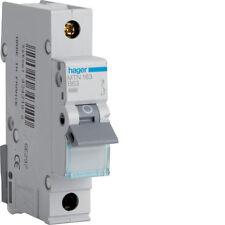 HAGER CONSUMER UNIT SP MCB CIRCUIT BREAKER MTN163 63A 63 AMP