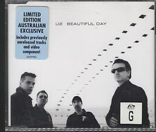 U2 Beautiful Day limied edition CD (single)