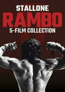 Rambo 5-Film Collection on DVD, Sylvester Stallone