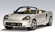 TOYOTA MR2 SPIDER SILVER LHD AUTOart 78713 1:18 BRAND NEW IN BOX SALE AUCTION