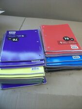 Bazic W/R 70 Ct. 1-Subject Spiral Notebook Pack oF - 24
