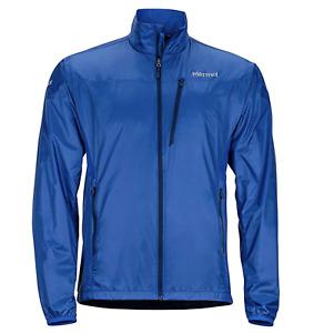 Marmot Ether DriClime Jacket Men's Large Blue Surf NIB MSRP $100