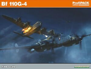 1/48 Eduard #8208 Messerschmitt Bf110G-4 ProfiPack
