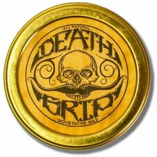 Death Grip Moustache Wax™ - All Natural (1 oz)