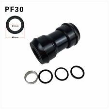 PF30 24mm Press Fit Bottom Brackets 46*73mm For Shimano 24mm Sram 22mm Crankset