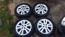 "Vauxhall Astra SXi Alloy Wheels 16"" 4 Stud Corsa C/ COMBO VAN Meriva astra mk5"