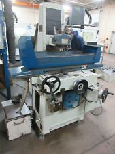 Used Kent Kgs 818ahd Automatic Hydraulic Surface Grinder With Inc Downfeed