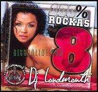 100%  ROCKAS  REGGAE & LOVERS ROCK MIX  CD PART 8