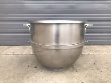 Believed Hobart Stainless Steel Bowl for 80 qt mixer