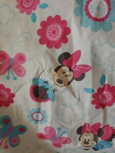 Minnie Mouse: Happy Day Fitted Crib Sheet by Disney Baby