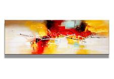 Images sur toile sur cadre 120 x 40 cm abstrait  pret a accrocher 5727
