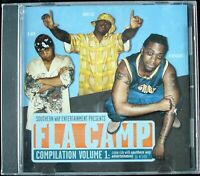 "FLA CAMP ""COMPILATION VOL. 1"" 2002 CD COMPILATION 12 TRKS FLORIDA G RAP *SEALED*"
