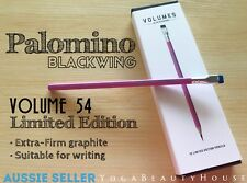 *Discontinued* Palomino Blackwing 1pc Limited Volume 54 Extra Firm Pencil pen