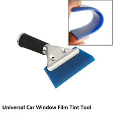 Portable Car Window Windshield Film Tint Tools Blue Max Pro Squeegee With Hadle