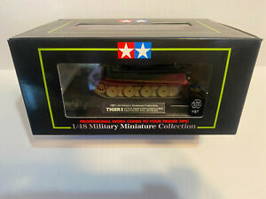 1:48 Military Miniature Collection German Tiger 1 Africa-Corps No. 823