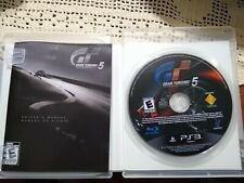 Gran Turismo 5 (Sony PlayStation 3, 2010) PS3 video game