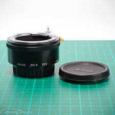 Nikon PK-3 Extension Tube Macro Ring Non-AI/Pre-AI F2, Nikkormat