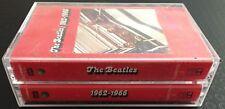 1962 - 1966 (Volumes 1 & 2) ~ THE BEATLES Double Cassette Tape