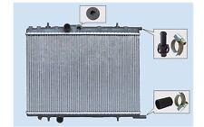 BOLK Radiador, refrigeración del motor CITROEN XSARA PEUGEOT 206 17115012
