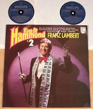 FRANZ LAMBERT & RHYTHMUSGRUPPE - King of Hammond Nr. 2  (1975 / 2LP / WERSI)