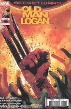 Secret Wars - Old Man Logan N°4 (Couv. 1/2) - Panini-Marvel Comics Avril 2016