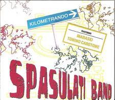 "SPASULATI BAND - RARO CD CELOPHANATO "" KILOMETRANDO "" MADASKI TONINO CAROTONE"