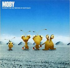 Moby, Sunday, CD promo